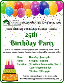 Come Celebrate with